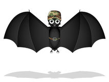 Fun bat Royalty Free Stock Images