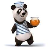 Fun bear Royalty Free Stock Image