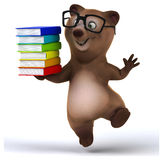 Fun bear Royalty Free Stock Photos
