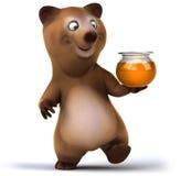 Fun bear Royalty Free Stock Photography