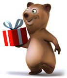 Fun bear Stock Photography