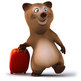 Fun bear Stock Photos
