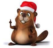 Fun beaver Stock Photos