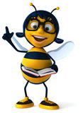 Fun bee Stock Image