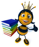 Fun bee Stock Photos