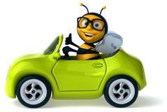 Fun bee Stock Images
