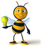 Fun bee Stock Images
