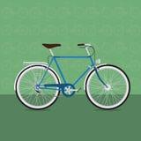 Fun bicycle Stock Photos