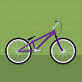 Fun bicycle Royalty Free Stock Images
