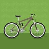 Fun bicycle Stock Image