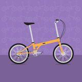 Fun bicycle Stock Images