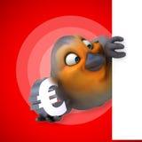 Fun bird Stock Images