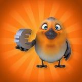 Fun bird Stock Photo