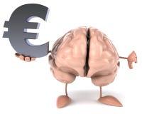 Fun brain Royalty Free Stock Photos