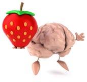 Fun brain Royalty Free Stock Images
