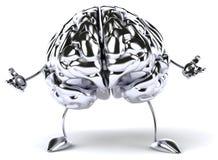 Fun brain Stock Image