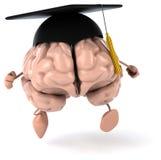 Fun brain Royalty Free Stock Photography