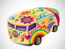 Fun  bus Royalty Free Stock Image