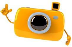 Fun camera stock image