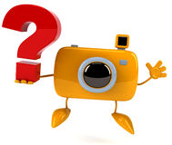 Fun camera Stock Images