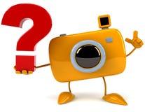 Fun camera Royalty Free Stock Photography