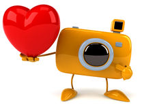 Fun camera Stock Photography