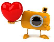 Fun camera Stock Photography