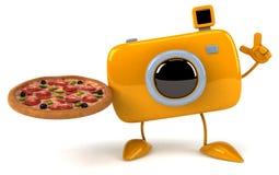 Fun camera Royalty Free Stock Photo