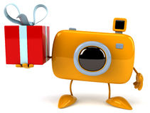 Fun camera Stock Photo