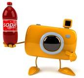 Fun camera Royalty Free Stock Images
