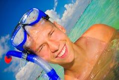 Fun in Cancun Stock Photography