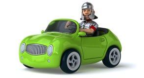 Fun car Royalty Free Stock Images