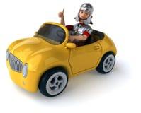 Fun car Stock Photography