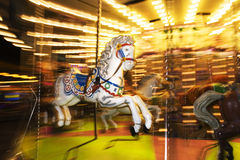 Fun carousel Royalty Free Stock Image