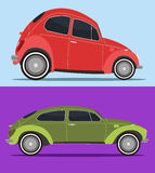 Fun cars II Royalty Free Stock Images