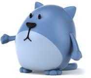 Fun cat Stock Image