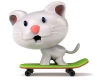 Fun cat Royalty Free Stock Photo