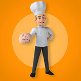 Fun chef Royalty Free Stock Images