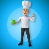 Fun chef Royalty Free Stock Photo