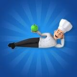 Fun chef Royalty Free Stock Image