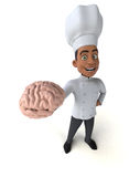 Fun chef Royalty Free Stock Photo