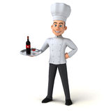 Fun chef Stock Photos
