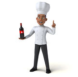 Fun chef Stock Images