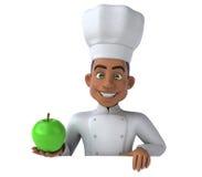 Fun chef Royalty Free Stock Photos