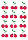 Fun cherry Stock Images