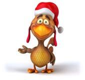 Fun chicken Royalty Free Stock Photo