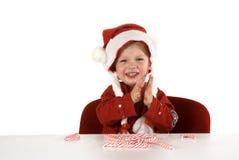 Fun with christmas Stock Photos