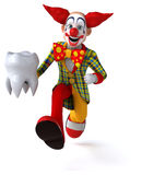Fun clown Stock Photography