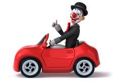 Fun clown Royalty Free Stock Photo