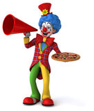 Fun clown Stock Photo